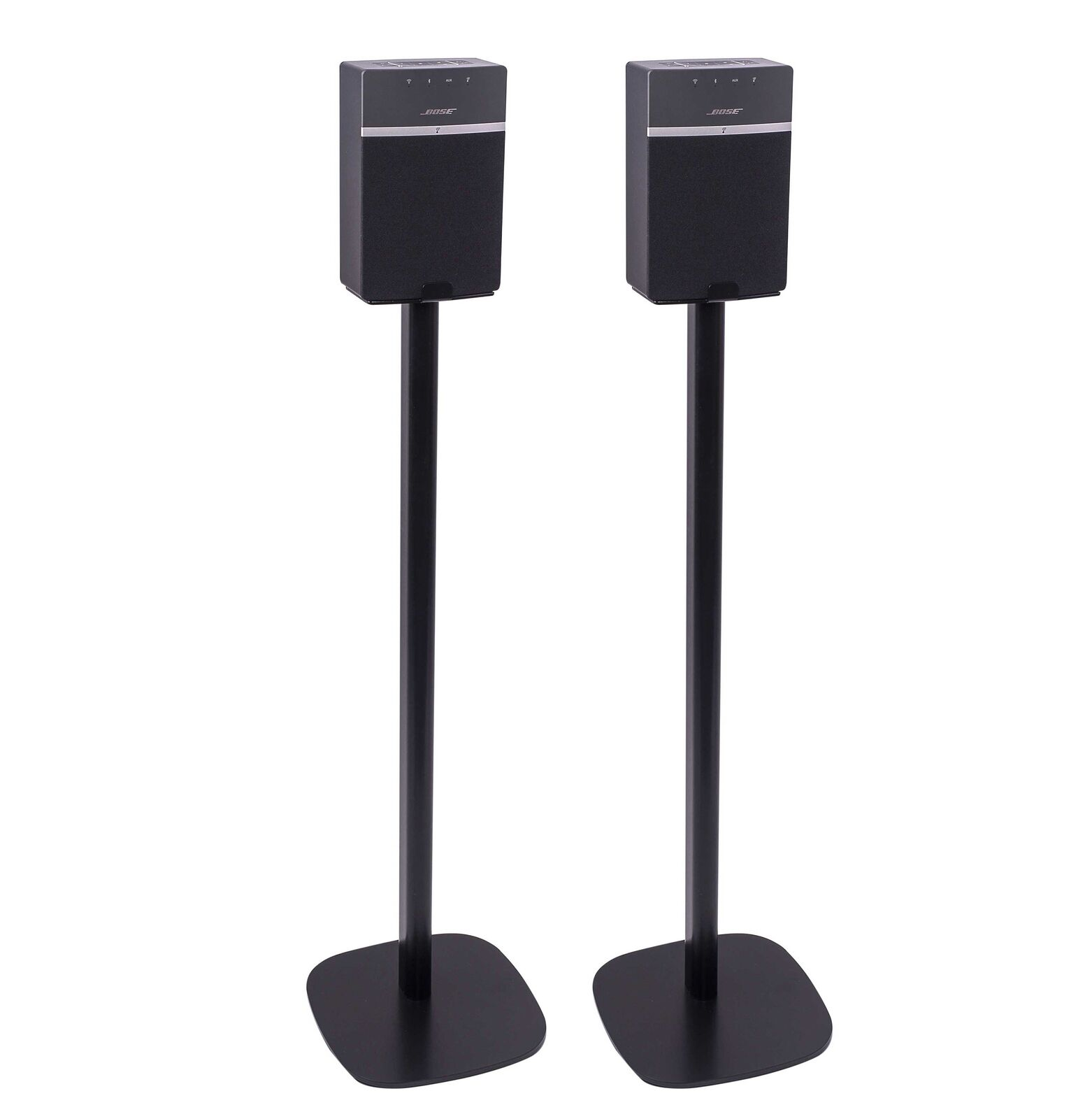 Vebos Standfuß Bose Soundtouch 10 black ein paar