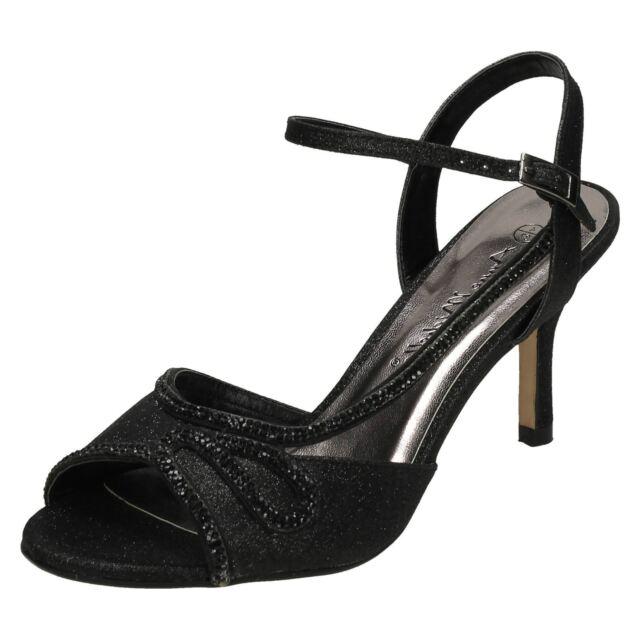 LADIES ANNE MICHELLE BLACK F1R0579