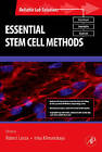 Essential Stem Cell Methods by Elsevier Science Publishing Co Inc (Paperback, 2009)