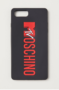 cover iphone 6 moschino silicone