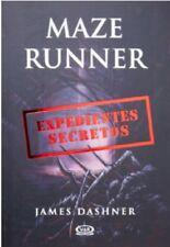 Maze Runner. Expedientes Secretos by James Dashner (Spanish) Paperback