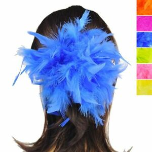 Image is loading Quality-Fethered-Hair-Scrunchie-Hen-Party-Costume-Accessory 31a16dfb3eb