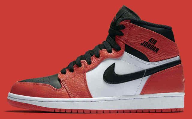 online store b910c c78d4 Nike Air Jordan 1 Retro High Sz 9.5 Max Orange Black 332550 800
