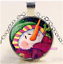 Cute Christmas Snowman Pendant Chain Necklace,Christmas Jewelry,Christmas Gift