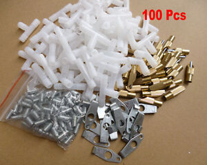 100 sets Rabbit Water Feeder Rodent Rabbit Ferret Mouse Nipple Water Drinker