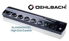 OEHLBACH Power Socket 905 / Exklusive Steckdosenleiste / 17020 / Powersocket Neu