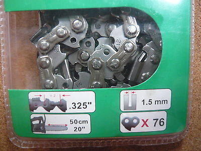 "TIMBERPRO 58cc / 62cc Genuine Spare Chain - 20"" Replacement Chainsaw Saw Chains"