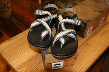 CHACO WOMEN'S SANDALS Z2 CLASSIC PRISM GRAY SIZE 8