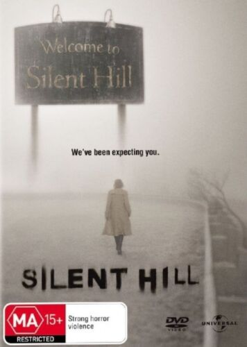 1 of 1 - Silent Hill - DVD LIKE NEW REGION 4 FREE POST AUS