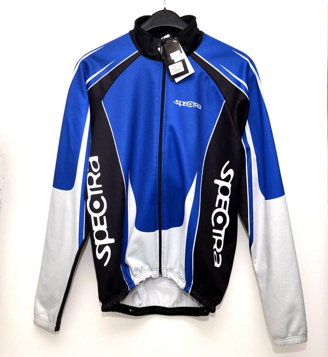 Veste coupevent vélo WindTex SPECTRA C9520314 blu Sprint Jacket Diuominiione L NEUF