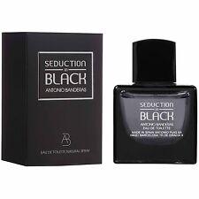 Black Seduction by Antonio Banderas for Men  Eau De Toilette 3.4 OZ 100 ML Spray