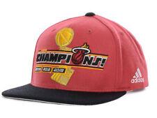 Miami Heat adidas 3-Time NBA Champions Celebration Snapback Hat 2006, 2012, 2013