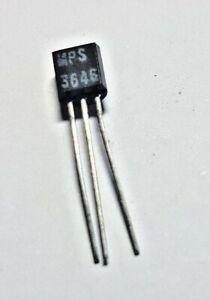 MPS2369A transistor TO-92 lot de 5