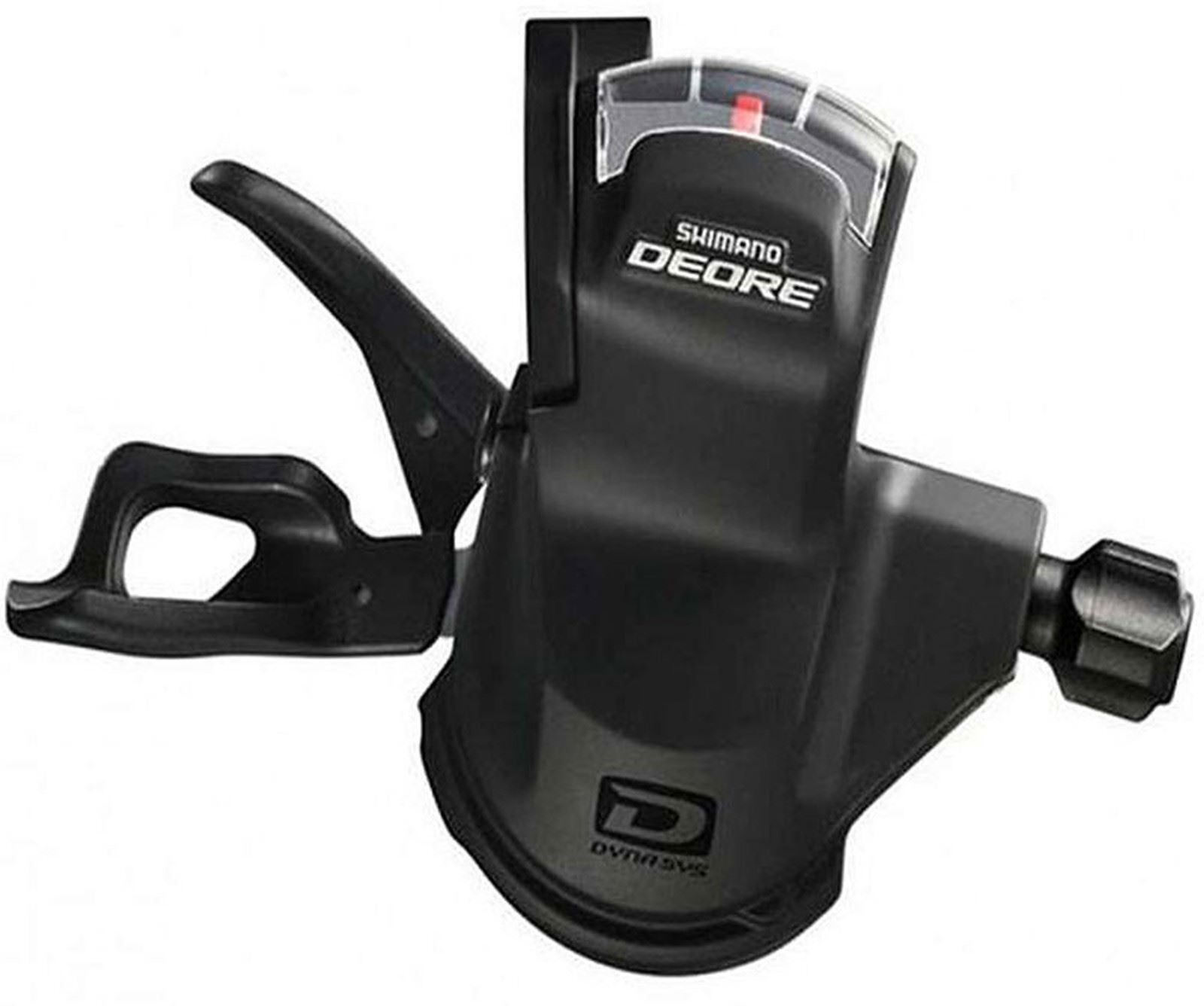 Shimano Deore SLM610 - 10 velocidades Rapidfire vainas Oem Para 10 Velocidades Dyna-Sys sistemas