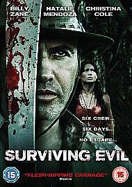 1 of 1 - Surviving Evil (DVD, 2009)