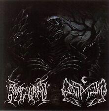 Leviathan/Sapthuran Split CD NEW SEALED 2006 OOP Battle Kommand Southern Lord