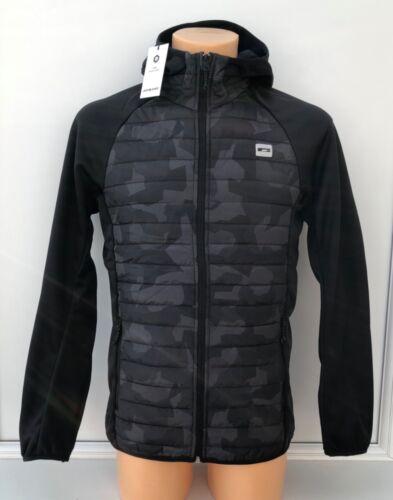 trapuntato Jones Design S Bnwt Taglie Giacca Xl Core Jack Multi Asphalt Camo M L wIBSSqd0