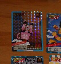 DRAGON BALL Z DBZ SUPER BATTLE PART 13 CARD DOUBLE PRISM CARTE 551 JAPAN **