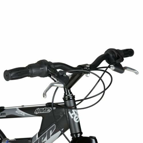 """Details about  /Boys Mountain Bike 24/"""" Bicycle Full Suspension Lightweight Aluminum Black NEW"""