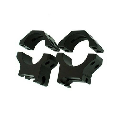 Weaver R//M//B//A Four Hole Skeleton Rings 48361 Tactical High