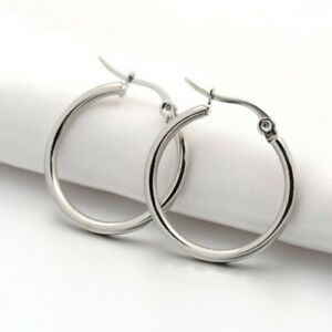 12Pairs-Stainless-Steel-Earring-Hoop-Cycle-Ear-Accessories-Blank-Lever-Back-1-034