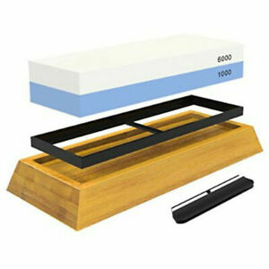 Sharp-Pebble-Premium-Whetstone-Sharpening-Stone-2-Side-Grit-Home-Outdoor-Tools