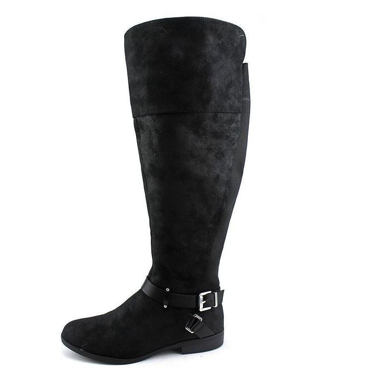 Bar III Dolly 3 3 Dolly Wide Calf Donna   6 Nero Knee High Boot b6bad2