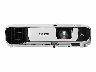 b53f87a83ee81c Details about Epson EB-X41 3600 Lumens 3LCD Smart HD Ready Home Office  Projector - White