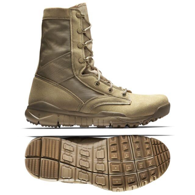 b9ad9c3e6d8 Nike SFB British Khaki/desert Responder BOOTS Special Field Boot Sz 14