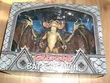 Gremlins 2 Actionfigur Bat Gremlin Fledermaus Gremlin 30cm Spannweite NECA NEU