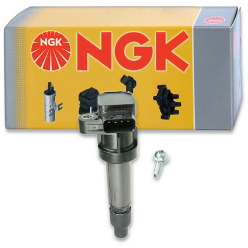 1 pc NGK 48718 Ignition Coil for U5185 D596A UF564 IC644 GN10455 48718 E1064 mh