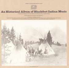 Various Artists - Blackfoot Indian Music / Various [New CD]