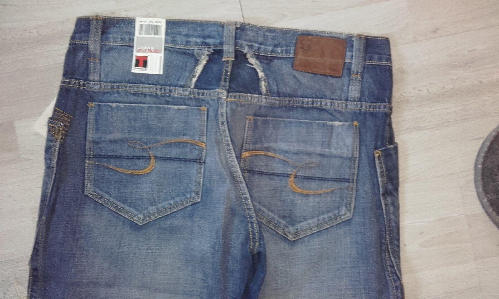 TIMEZONE Human Project Style Jeans Dimensione 36 32 nuovo mai usato imballo originale Manalo PANTS