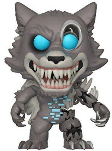 Funko 28805 libros antiguos Figura de Vinilo Pop Trenzado Wolf