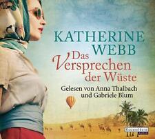 R*14.11.2016 Katherine Webb: Das Versprechen der Wüste HÖRBUCH