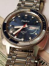 Vintage Medco Automatic (Jaquet & Girard) Diver Watch Circa 1960s