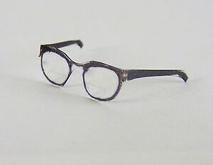 closeout dollhouse miniature zinn s glasses