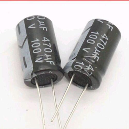 4.7uF~4700uF 18Values 100V 3300uF 100Volt 3300MFD Electrolytic Capacitor