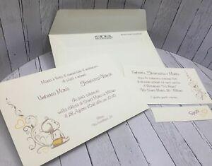 Partecipazioni Matrimonio Da Compilare.Partecipazioni Nozze Inviti Mamma E Papa Si Sposano Buonanno