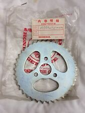 NOS Honda Z50A Z50 K1 K2 Rear Sprocket Z50 Monkey Bike Mini trail