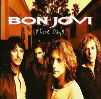 Bon Jovi - These Days [new Cd] on Sale
