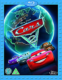 Cars 2 Blu Ray And Dvd Combo 2011 2 Disc Set For Sale Online