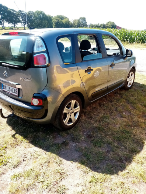 Citroën C3 Picasso, 1,6 HDi 110, Diesel, 2010, km 308000,…