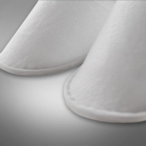 40 x Hôtel pantoufles pantoufles éponge Chaussons hôtel Chaussures Hôtel pendante napoka