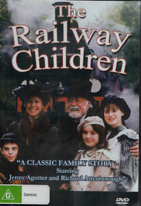Jenny-Agutter-THE-RAILWAY-CHILDREN-New-amp-SEALED-Region-0-Plays-on-all-Players