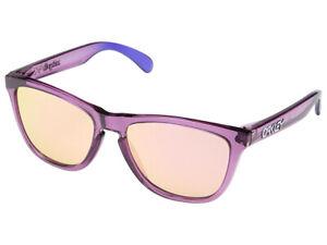 Oakley-Frogskins-Alpine-Collection-Sunglasses-OO9013-73-Alpine-Glow-Pink-Iridium