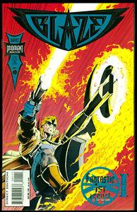 Blaze-1-Marvel-Midnight-Sons-Comic-Book-Aug-1994-VF-NM