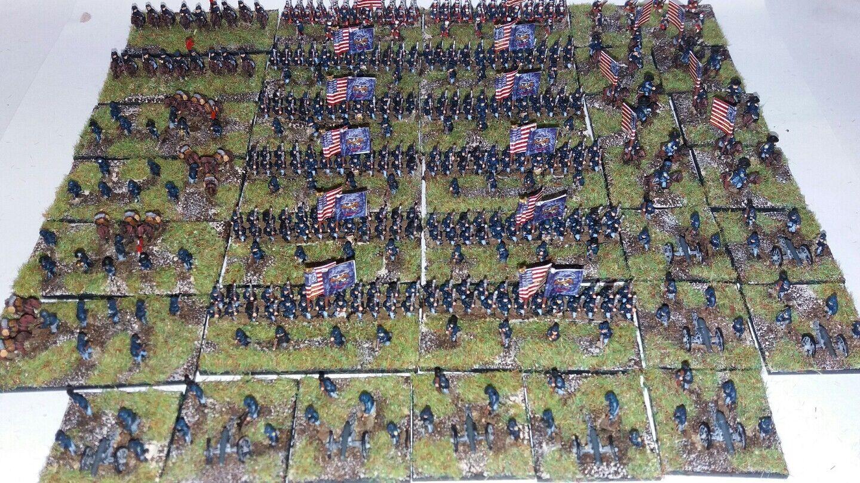 6mm Guerra Civil Americana Uni livlivräddar65533;65533; n Ej livhan65533;65533;