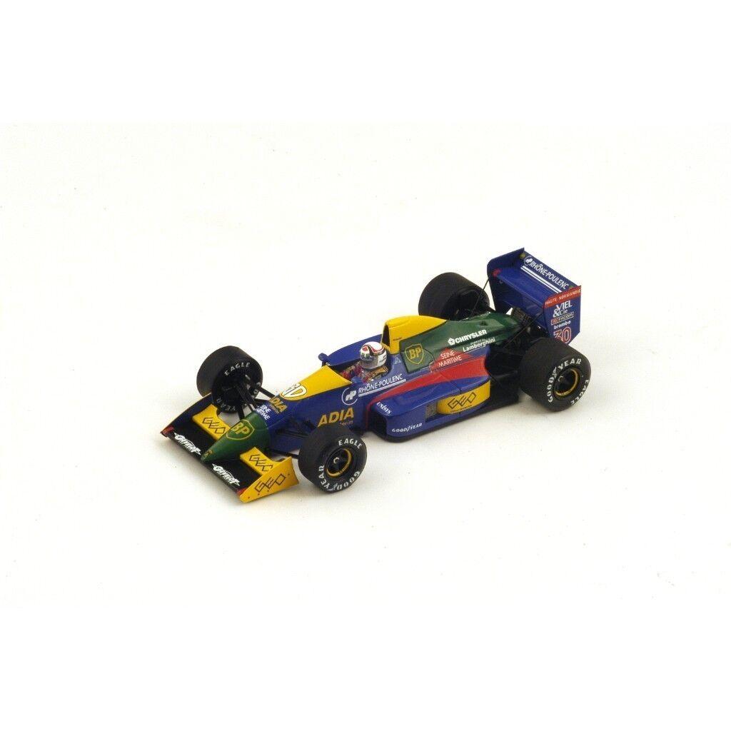 SPARK Lola LC89 6th Spain GP (6º gp Spagna) 1989 Philippe Alliot S2975 1 43