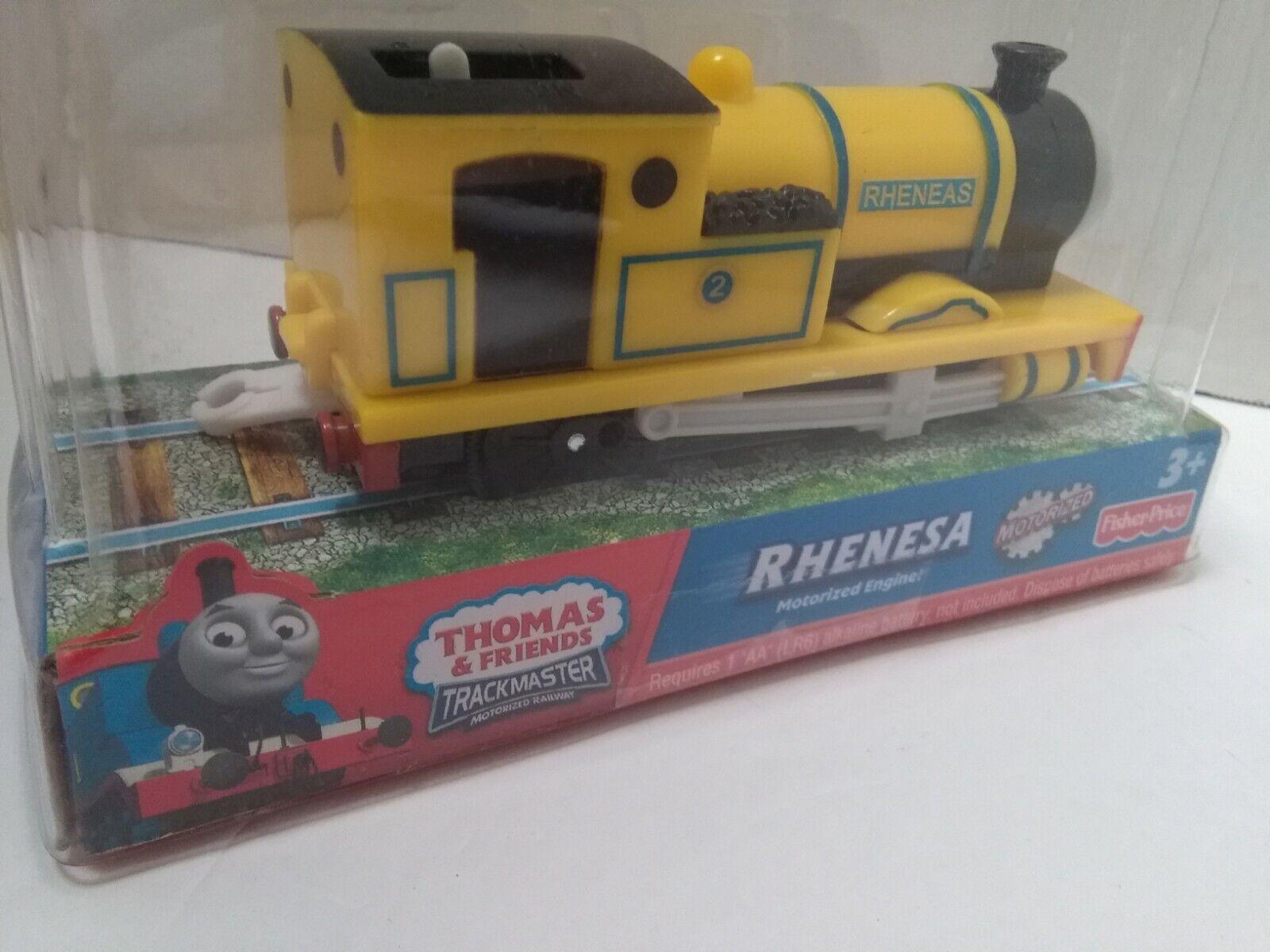 THOMAS Train Trackmaster Motorized Gelb Rheneas